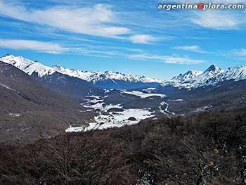 Eco Sistema De Los Bosques Andino Patagonicos Subantarticos Ecorregion