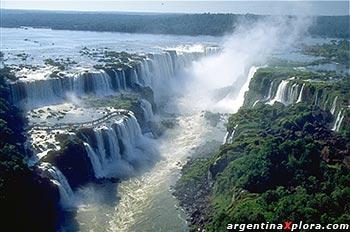 Cataratas Del Iguazu Información Y Características Río Iguazú Misiones