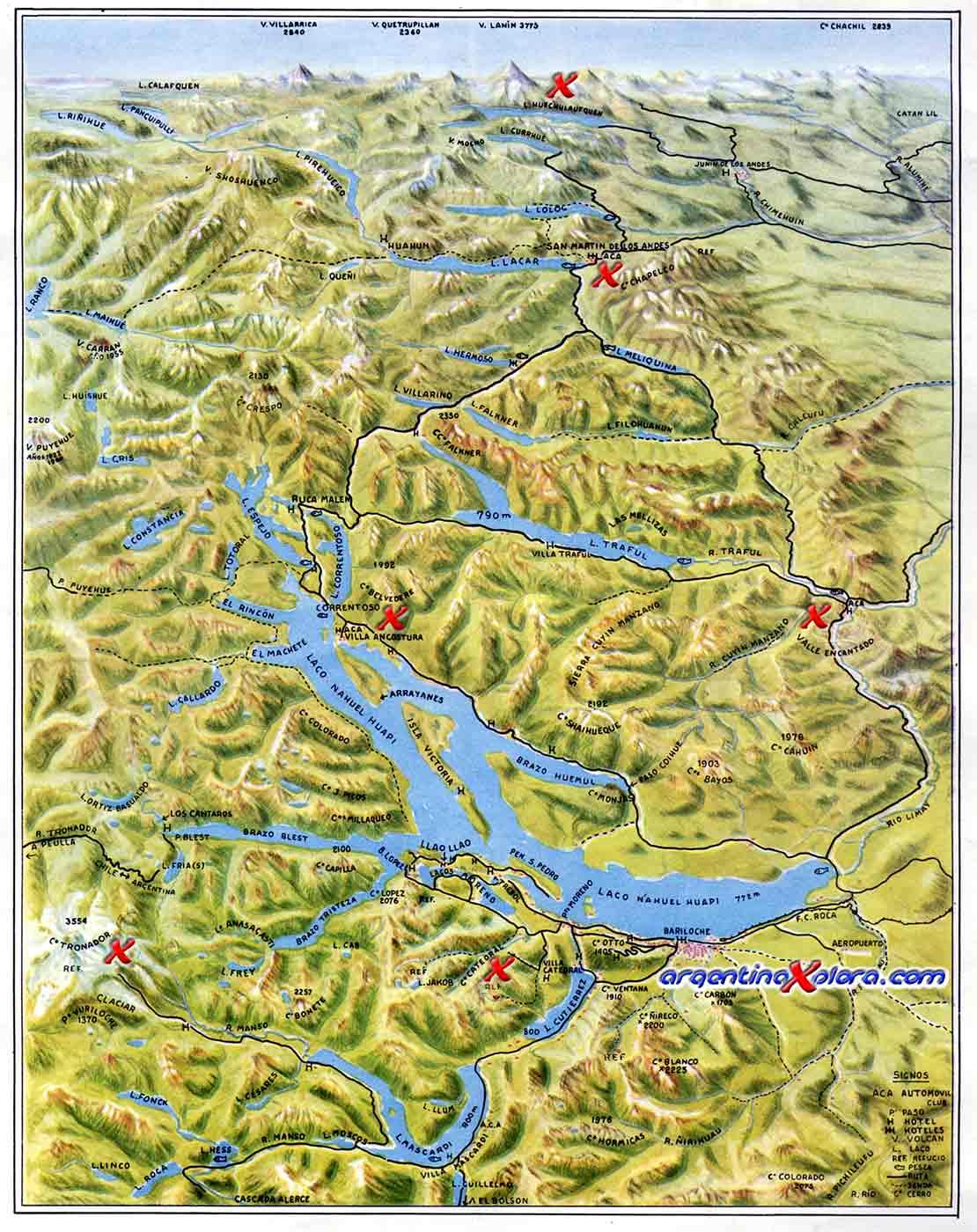 Circuito Grande Bariloche : Diez propuestas imperdibles de bariloche para el verano la
